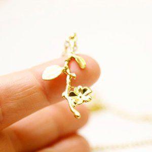 Cherry Blossom Necklace/Bracelet/Anklet Handmade🌸